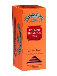 Windsor-Castle: English Breakfast Tea 25 Beutel