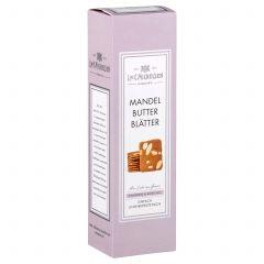 Mandel-Butter-Blätter