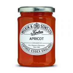 W&S Apricot Conserve 340g Glas