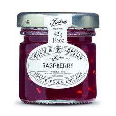 W&S Raspberry Conserve 42g Glas