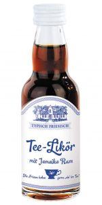Tee & Rum-Likör  -mini-