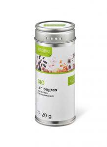 Probio: Lemongras geschnitten 20g Dose (BIO)