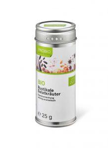 Probio: Rustikale Salatkräuter 25g Dose (BIO)