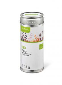 Probio: Curry 35g Dose (BIO)