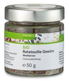 Probio: Ratatouille Gewürz 50g Glas (BIO)
