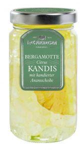 Bergamotte-Citrus-Kandis mit Ananas-Scheibe -Anhänger-