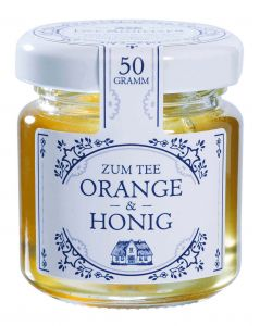 Zum Tee: Orange & Honig -Mini-