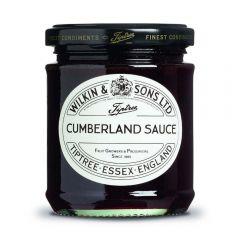 W&S Sauce Cumberland 227g Glas