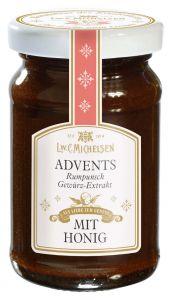 Advents-Rumpunsch-Honig