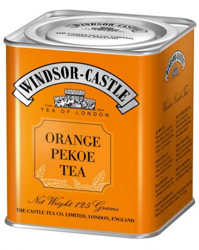 Windsor-Castle: Orange Pekoe Tea 125g Dose