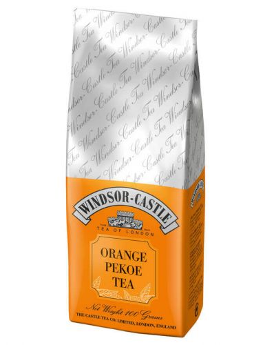 Windsor-Castle: Orange Pekoe Tea 100g Tüte
