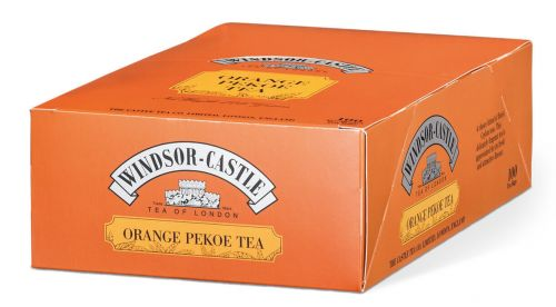 Windsor-Castle: Orange Pekoe Tea 100 Beutel