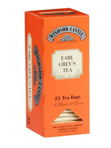 Windsor-Castle: Earl Grey's Tea 25 Beutel