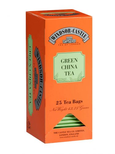 Windsor-Castle: Green China Tea 25 Beutel