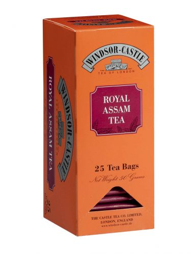 Windsor-Castle: Royal Assam Tea 25 Beutel