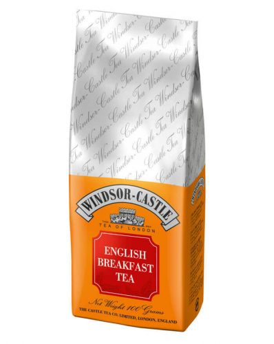 Windsor-Castle: English Breakfast Tea 100g Tüte