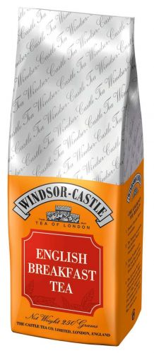 Windsor-Castle: English Breakfast Tea 250g Tüte