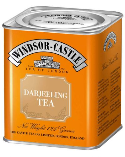 Windsor-Castle: Darjeeling Tea 125g Dose