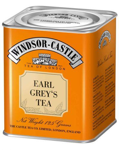 Windsor-Castle: Earl Grey's Tea 125g Dose