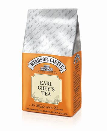Windsor-Castle: Earl Grey's Tea 1000g Tüte