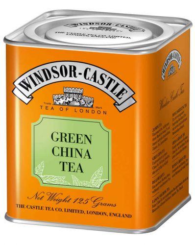 Windsor-Castle: Green China Tea 125g Dose
