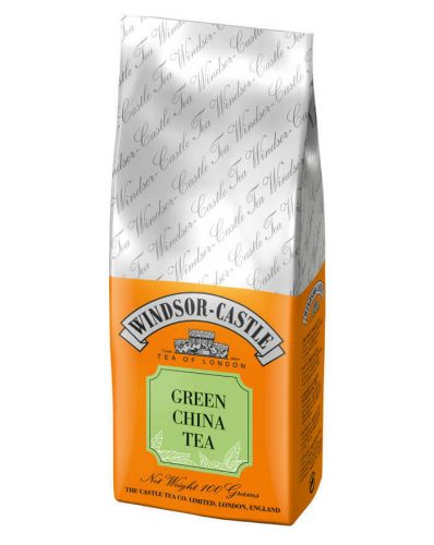 Windsor-Castle: Green China Tea 100g Tüte