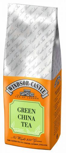 Windsor-Castle: Green China Tea 250g Tüte