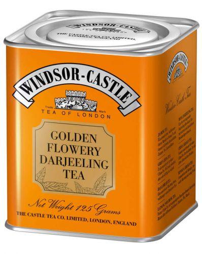 Windsor-Castle: Golden Flowery Darj.Tea 125g Dose