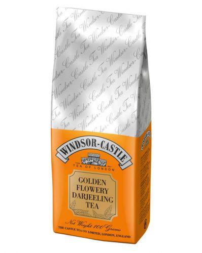 Windsor-Castle: Golden Flowery Darj.Tea 100g Tüte