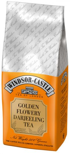 Windsor-Castle: Golden Flowery Darj.Tea 500g Tüte