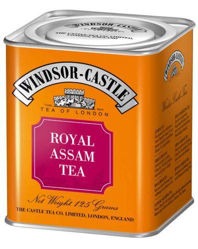 Windsor-Castle: Royal Assam Tea 125g Dose