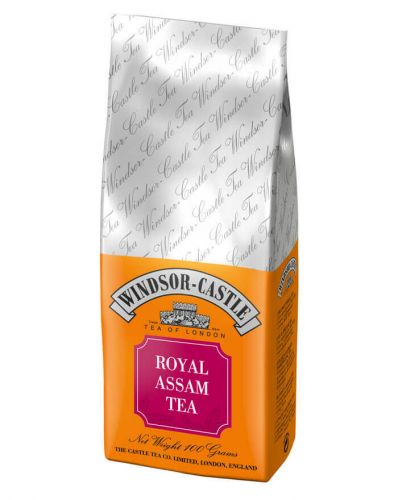 Windsor-Castle: Royal Assam Tea 100g Tüte