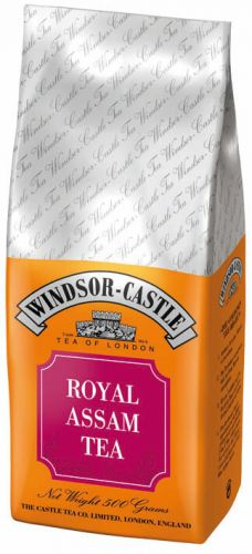Windsor-Castle: Royal Assam Tea 500g Tüte