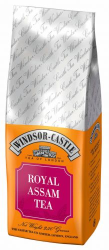 Windsor-Castle: Royal Assam Tea 250g Tüte
