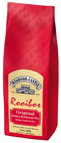 Windsor-Castle: Rooibos Tee Original 200g Tüte