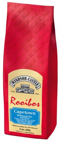 Windsor-Castle: Rooibos Tee Capetown 200g Tüte