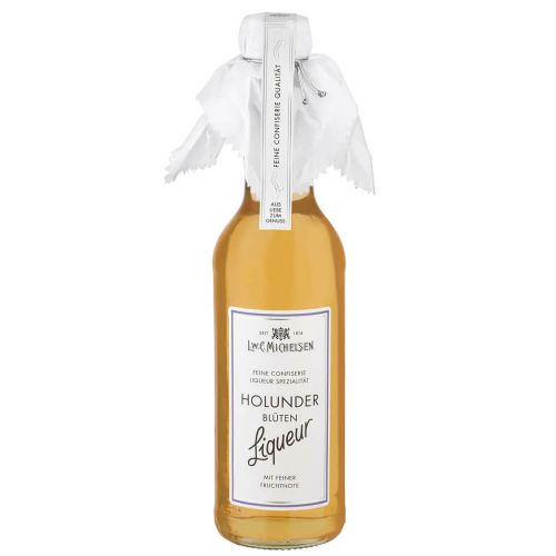 Holunderblüten-Liqueur