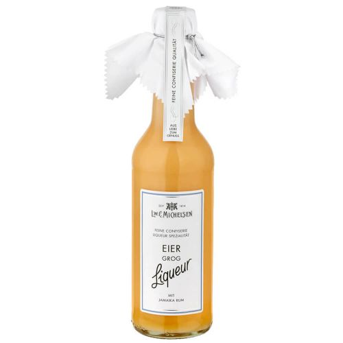 Eier-Liqueur mit Rum