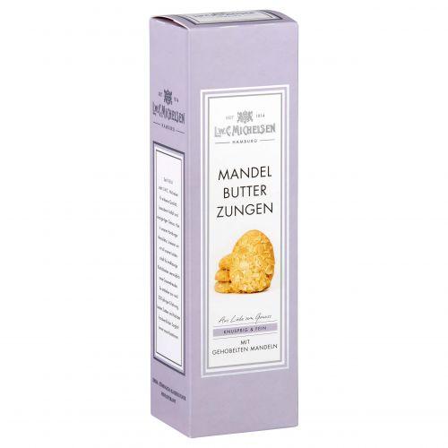 Mandel-Butter-Zungen