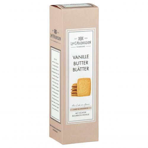 Butter-Vanille-Blätter