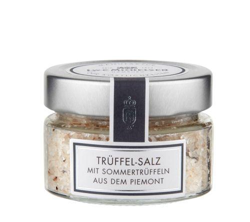 Trüffel-Salz mit Sommertrüffeln aus dem Piemont