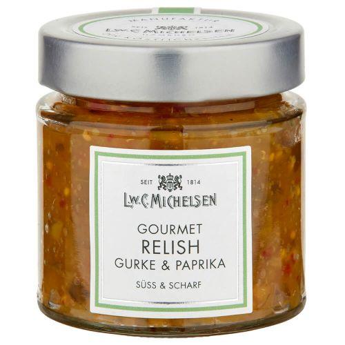 Gourmet Gurken-Relish