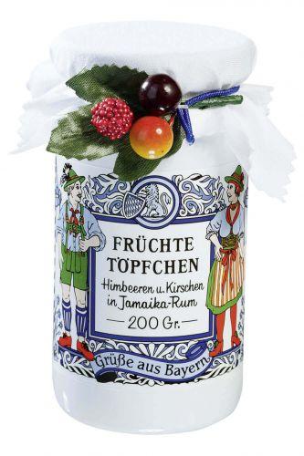 Bayerisches Früchte-Töpfchen -Opal-