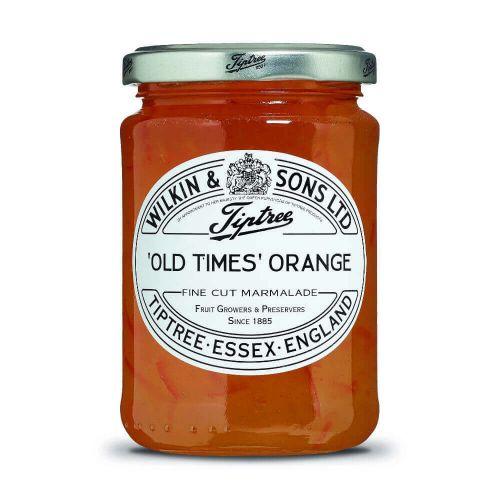 W&S 'Old Times' Orange 340g Glas