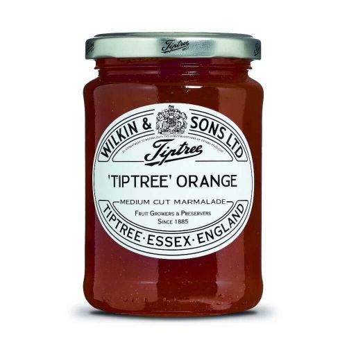 W&S Konfi. 'Tiptree' Orange 340g Glas