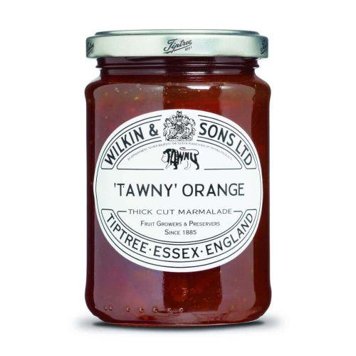 W&S Konfi. 'Tawny' Orange 340g Glas