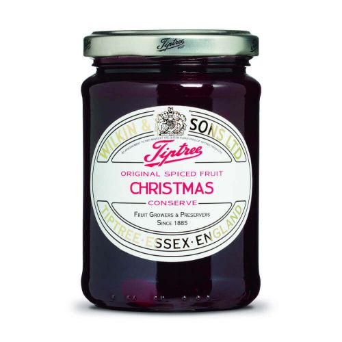 W&S Christmas Conserve 340g Glas
