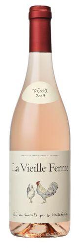 Famille Perrin, La Vieille Ferme Rose, Vin de France