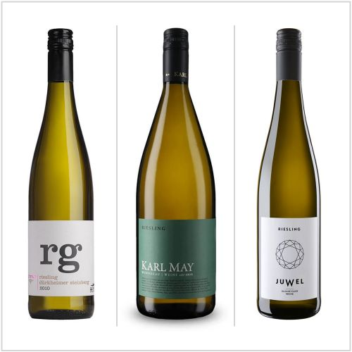 Weinpaket Riesling-Trilogie