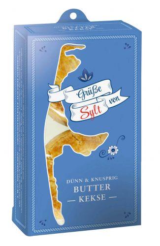 Gruß von Sylt - Mini - Butterkekse